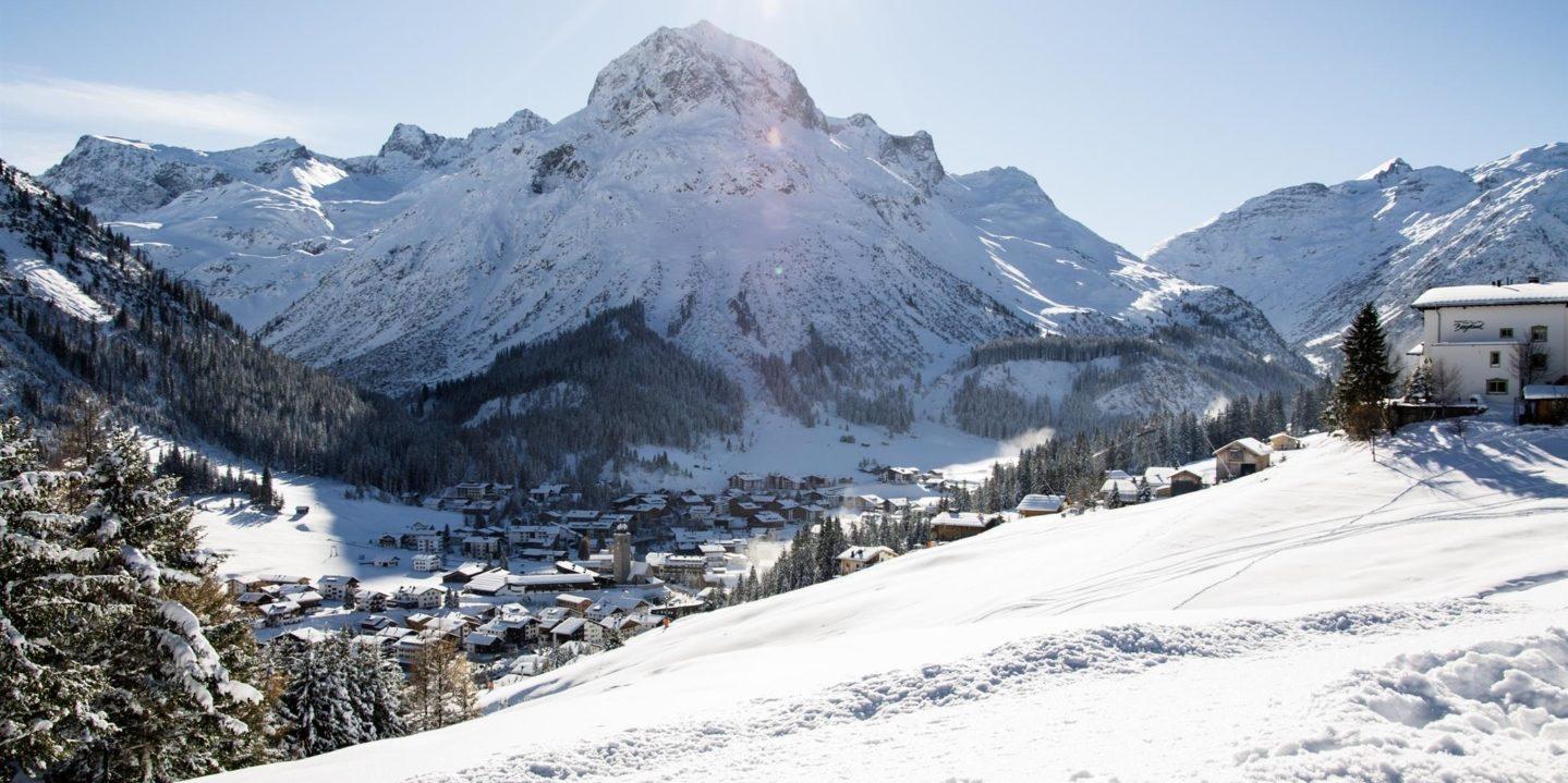 Lech Ski Arlberg Oostenrijk WintersportDeluxe