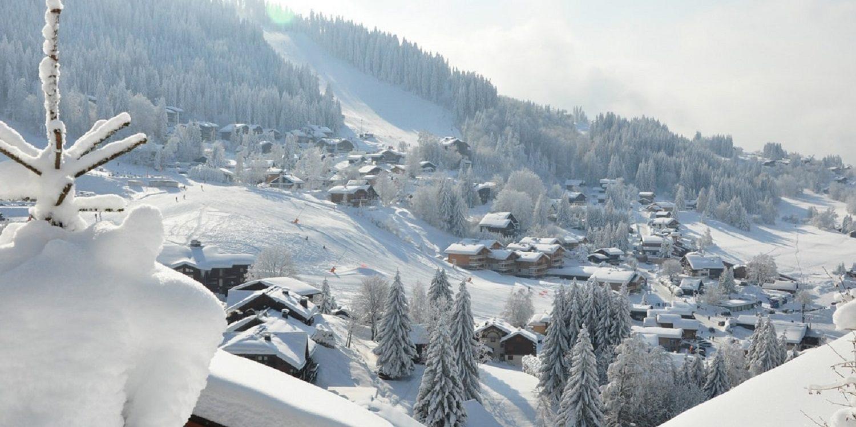 Les Carroz Le Grand Massif Frankrijk WintersportDeluxe