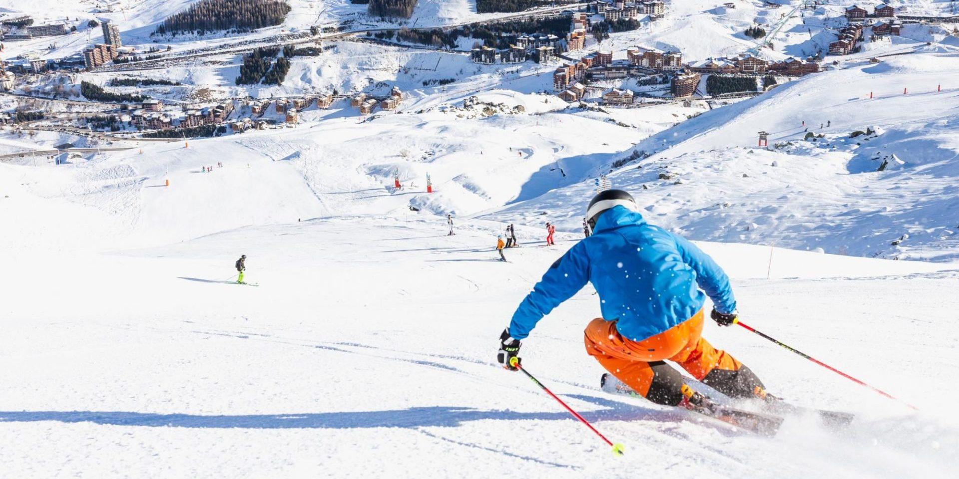 Les Menuires Les 3 Vallees Frankrijk WintersportDeluxe