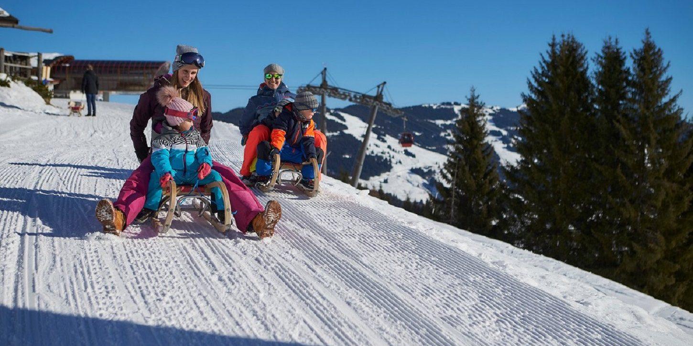 Saalbach Skicircus Saalbach Hinterglemm Oostenrijk WintersportDeluxe