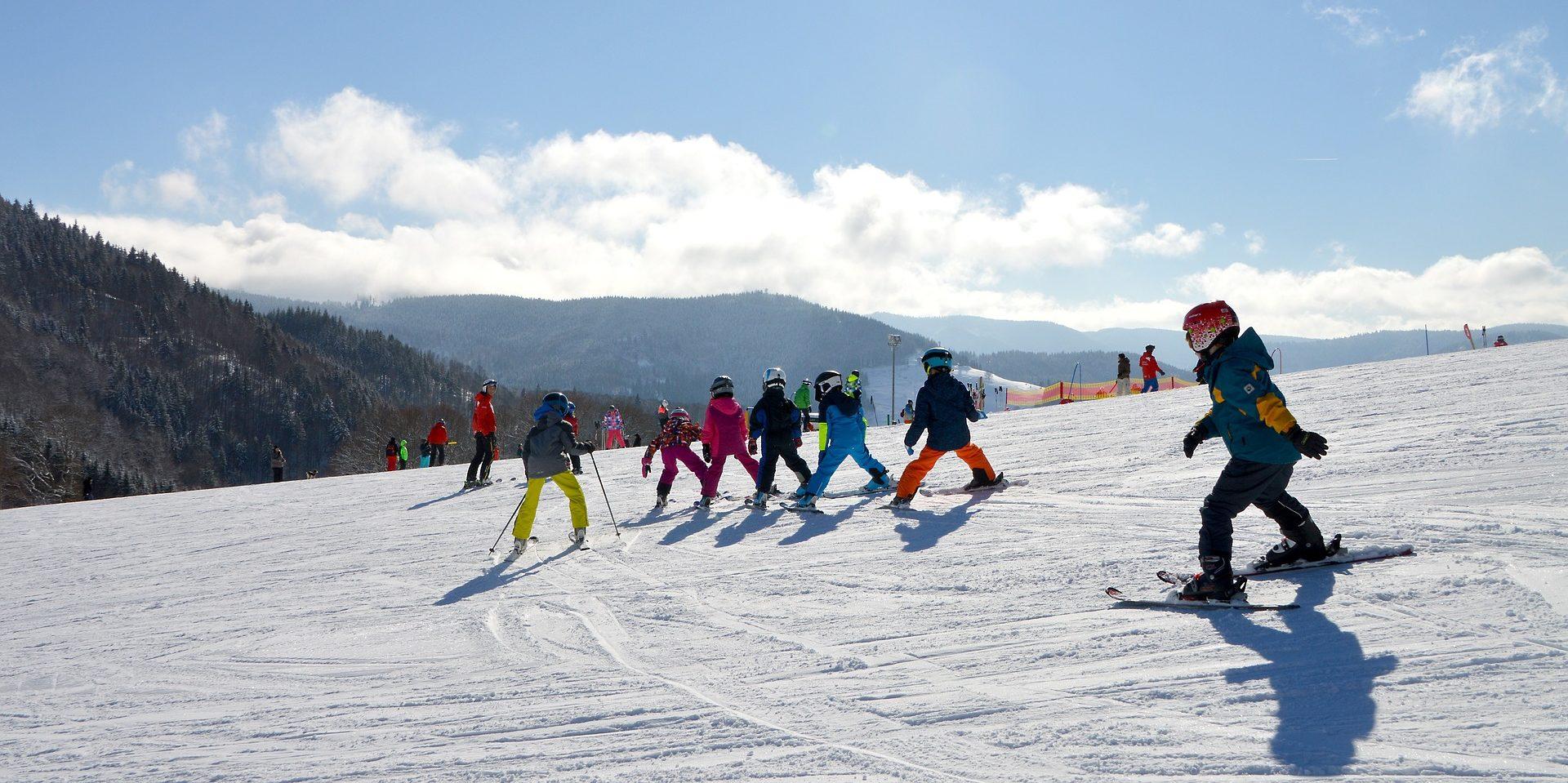 Skilessen kind wintersportdeluxe