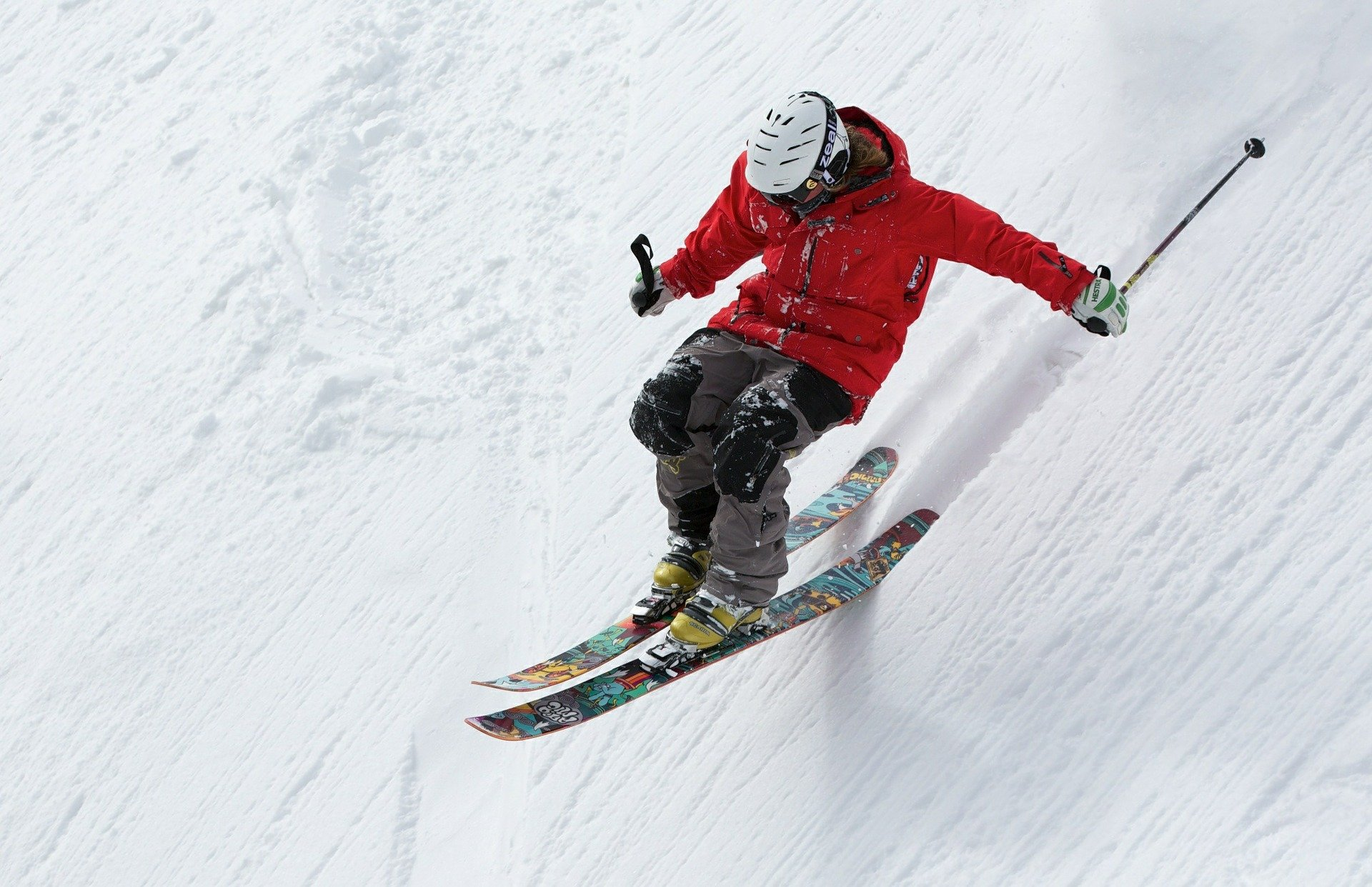 Skimateriaal wintersportdeluxe