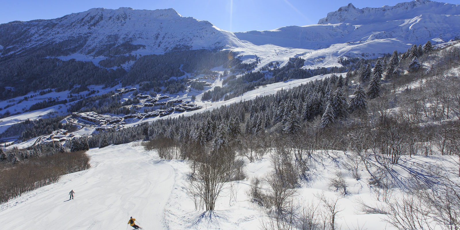 Valmorel Le Grand Domaine Frankrijk WintersportDeluxe